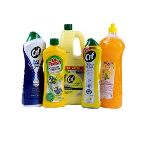 Detergenți grup sanitar