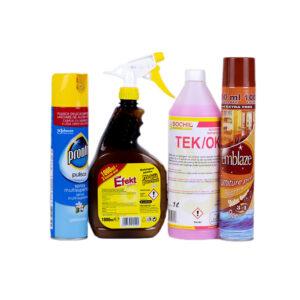 Detergenți mobilă